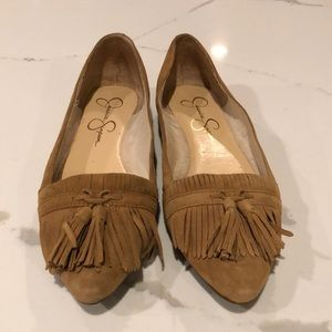 Jessica Simpson Suede Flats size 6.5